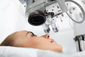 45678944-Eye-surgery-eye-clinic--Stock-Photo-surgery-ophthalmology-eyes